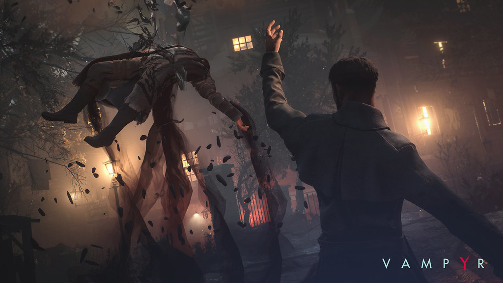 Vampyr game review